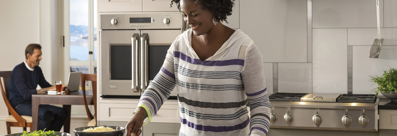 Professional Grade Cooking Appliances   Monogram Kitchens