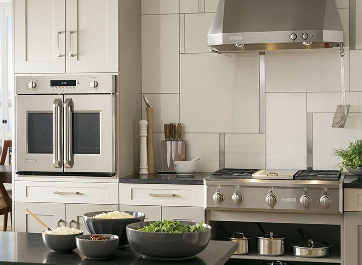 Monogram Cooking Appliance Styles & Designs   Monogram Kitchens