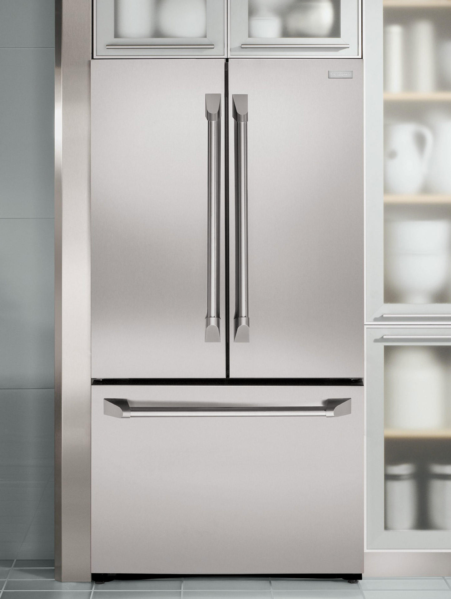 Incroyable Monogram Counter Depth Refrigerators Have A Slightly Shallower Depth, Which  Lines Up With Kitchen Countertops For A More Built In Appearance.