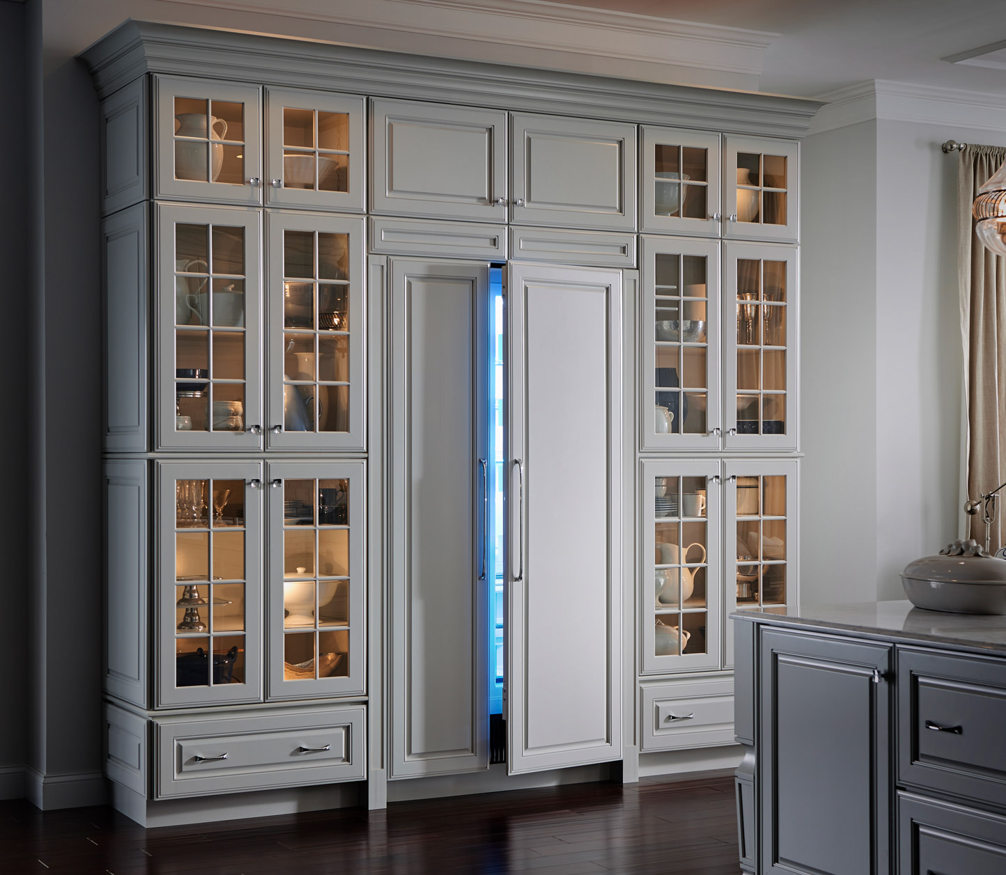 Charmant Column Refrigerators And Freezers The Newest Addition To Our Refrigeration  Family Offers Premium Features, Retrofit Capability, And A True Flush ...