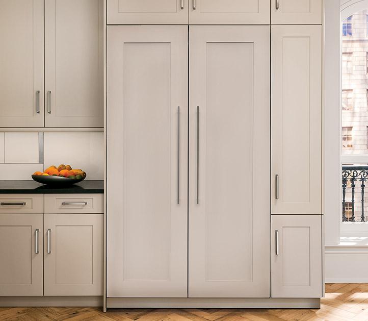 Integrated And Column Refrigerators Monogram