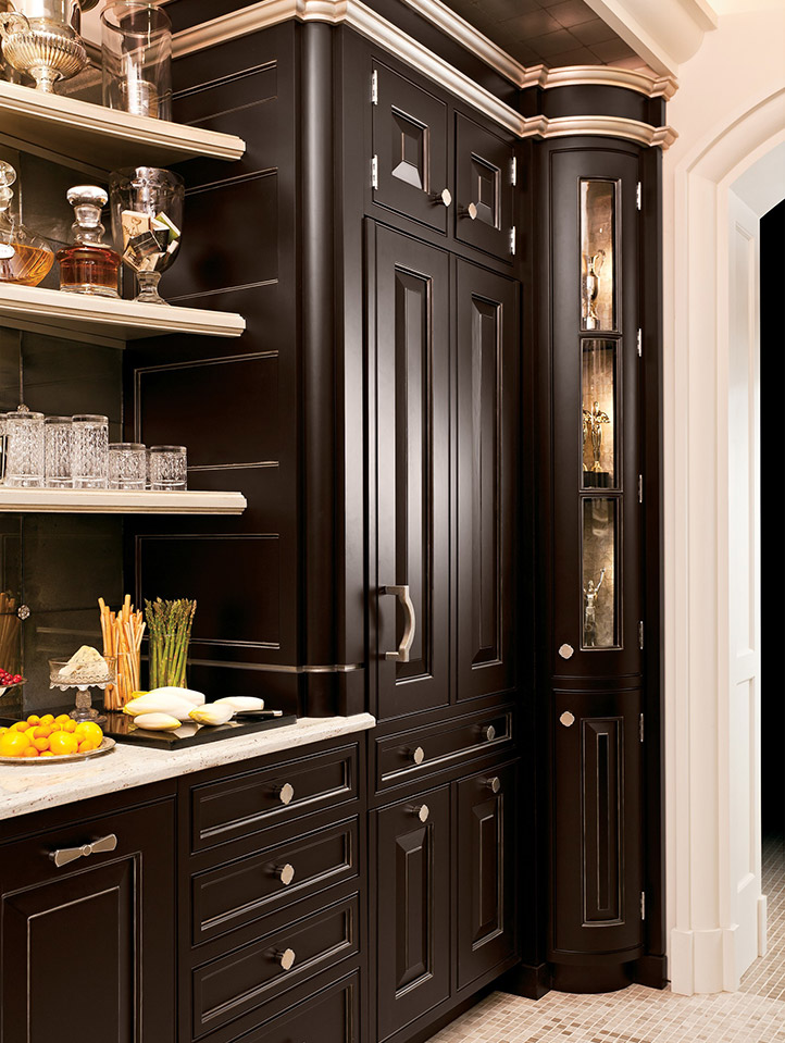 Order Stainless Steel European  Or Professional Style Panels From Monogram  Or A Custom Panel U0026 Handle From Your Cabinet Maker. Refrigerator Styling