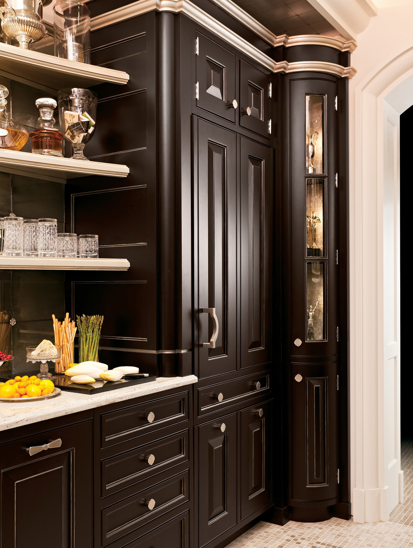 Order Stainless Steel European Or Professional Style Panels From Monogram A Custom Panel Handle Your Cabinet Maker Refrigerator Styling