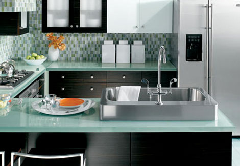 Kitchen planning tools ideas for luxury kitchen layouts for Common kitchen layouts