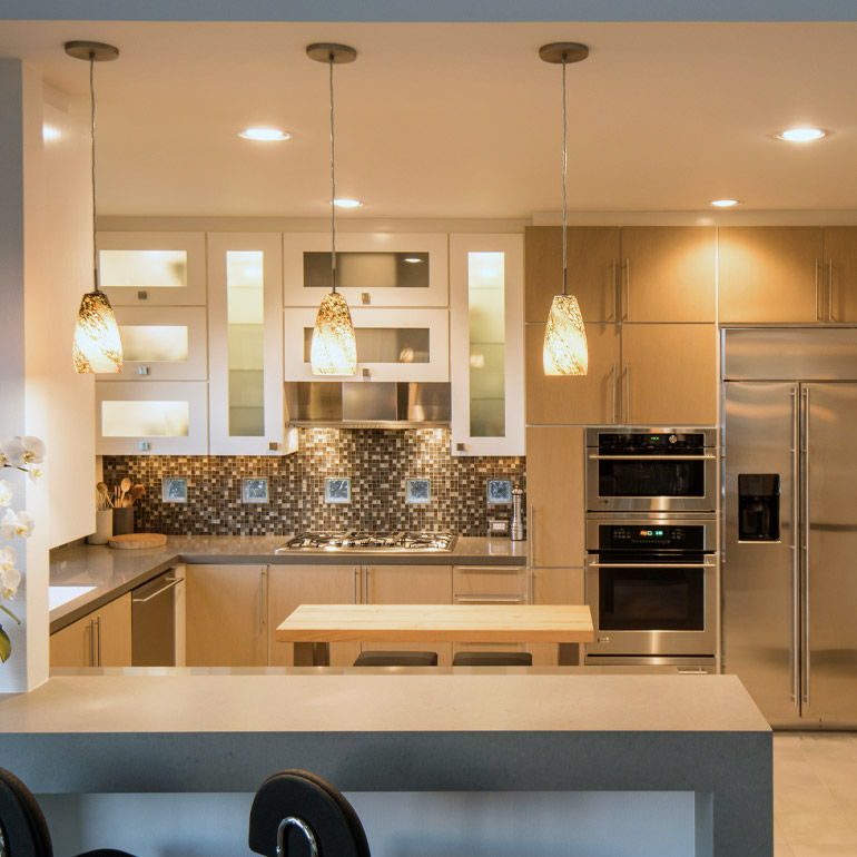 Popular Kitchen Layouts & Designs