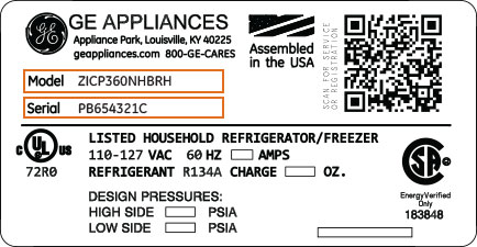 Official Monogram Appliance Parts & Accessories