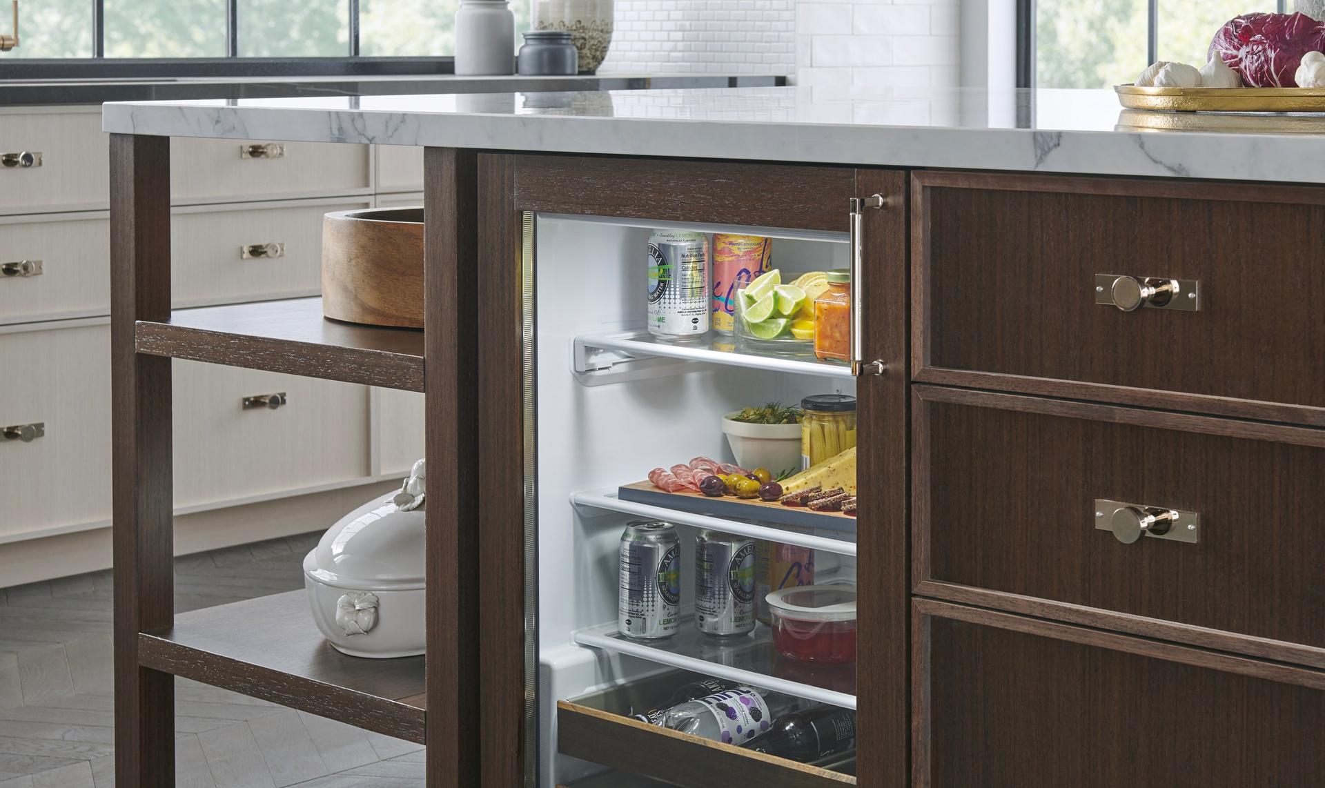Professional Custom Panel Refrigerators