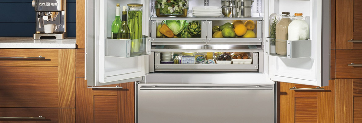Built-In and Free Standing Refrigerators | Monogram Kitchens