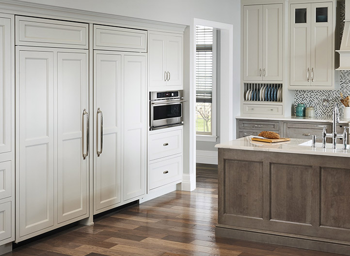 Monogram Refrigerator Styles & Designs | Monogram Kitchens
