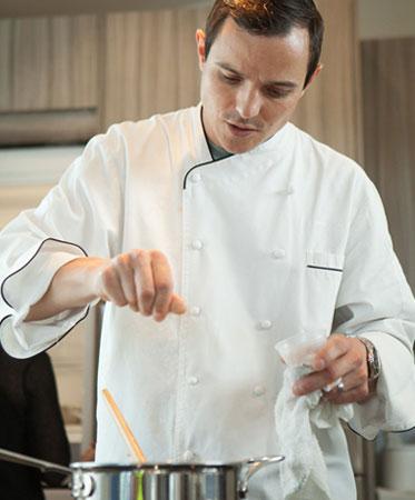 Chef Jon Liddell