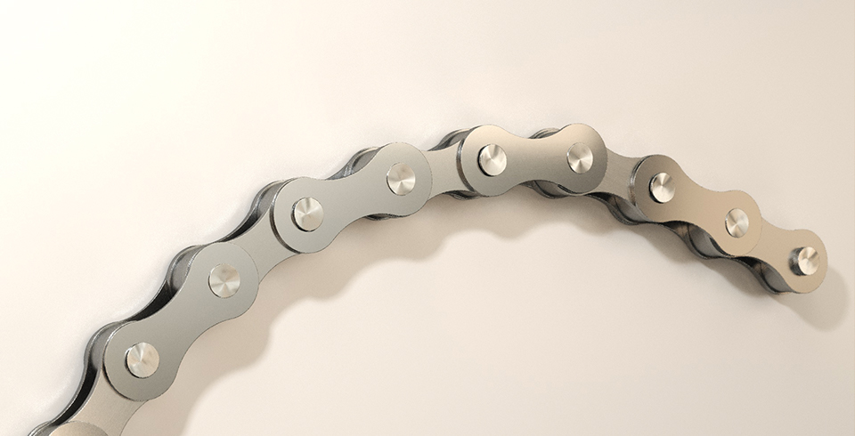 Figure-Eight Drive Chains