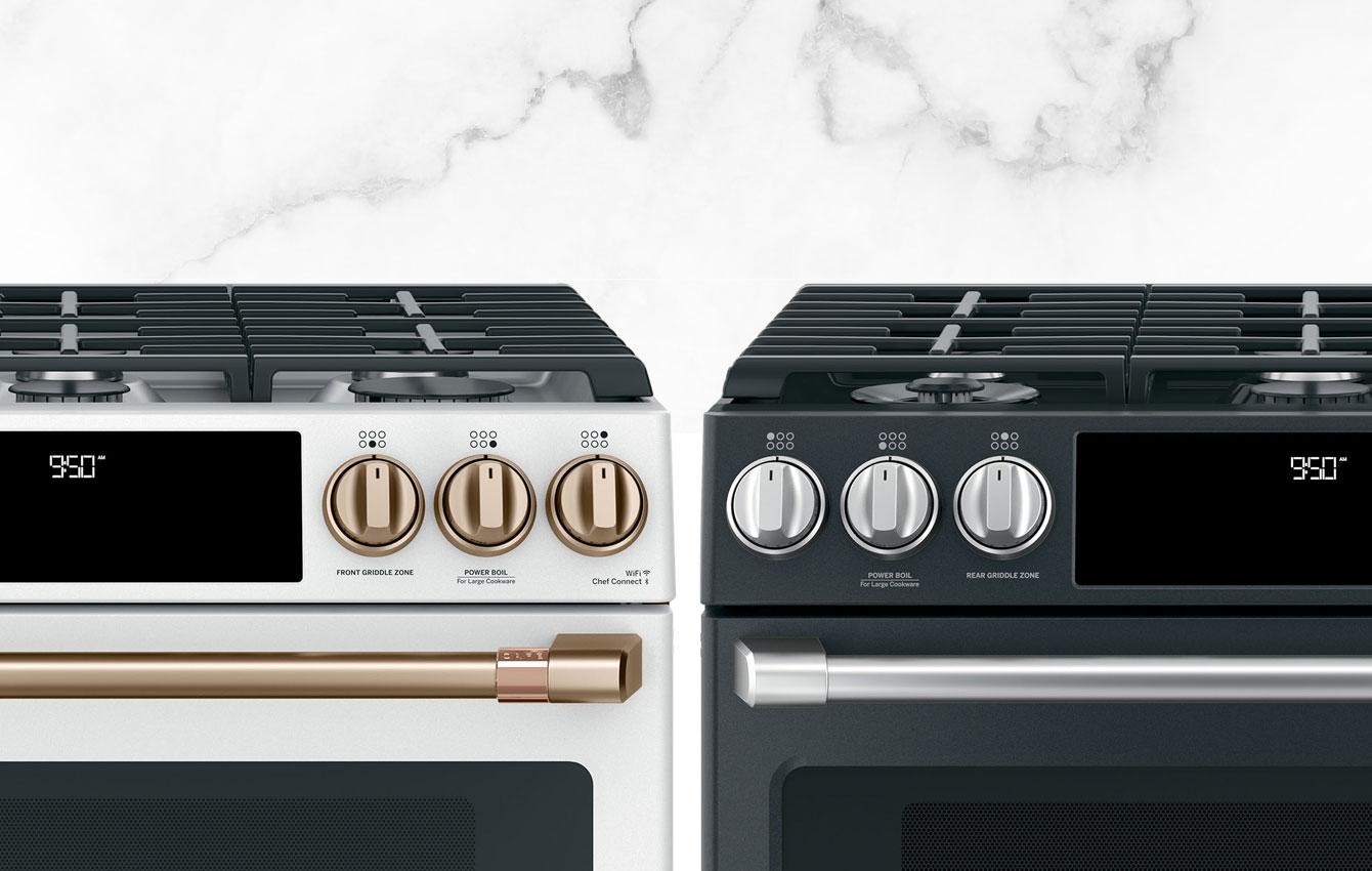 Custom Kitchen Design Custom Handles Knobs Cafe Appliances
